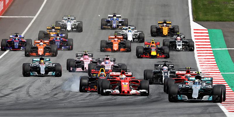 Circuito Formula 1 Austria : L ordine di arrivo del gran premio d austria formula