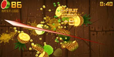 Guardereste un film su Fruit Ninja?