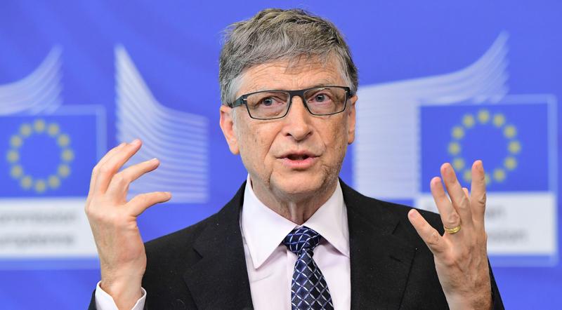 Migranti, Bill Gates: