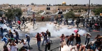 Ieri in Palestina è successo di tutto