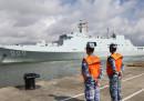 La Cina avrà la sua prima base militare permanente all'estero