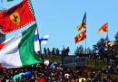 Le Ferrari sono arrivate prima e seconda nel Gran Premio di Ungheria di Formula 1