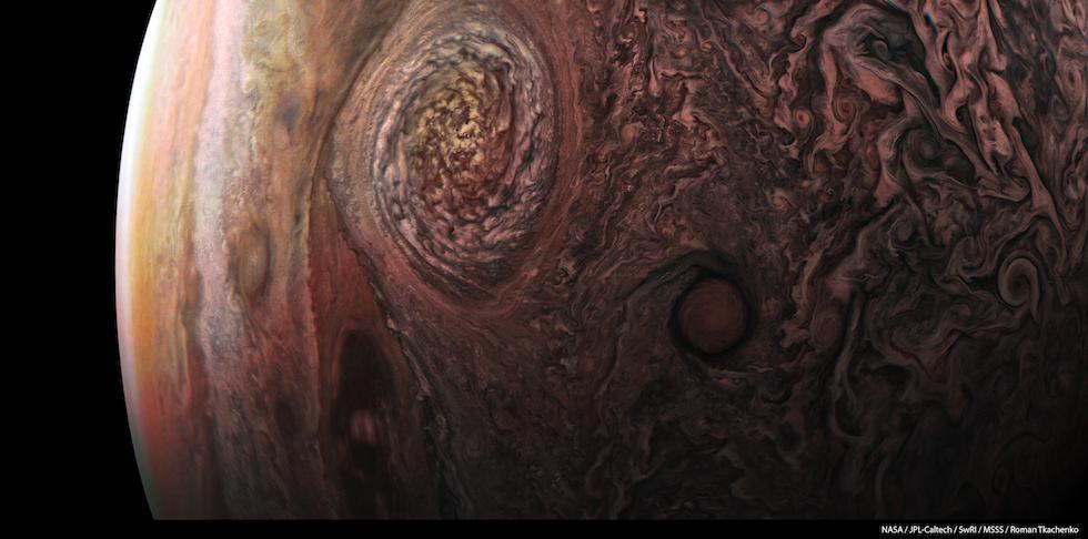 Grande Macchia Rossa - Juno