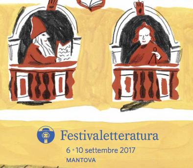 Il programma del Festivaletteratura di Mantova