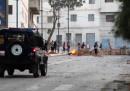La polizia ha usato lacrimogeni e manganelli per disperdere dei manifestanti in Marocco