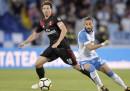 Il Milan ha battuto per 1 a 0 il Craiova nella sua prima partita di Europa League