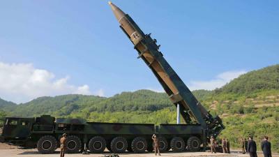 Quello lanciato dalla Corea del Nord era un missile balistico intercontinentale