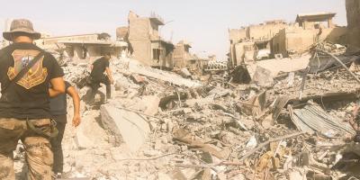 Cos'è rimasto di Mosul