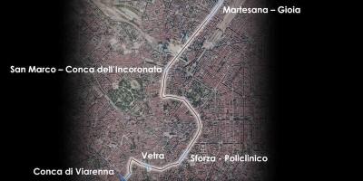 Il piano per riaprire i navigli di Milano