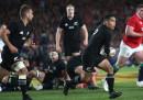 Dove vedere Nuova Zelanda-British & Irish Lions di rugby, in diretta o in replica
