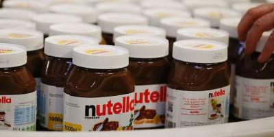 La più grande fabbrica di Nutella al mondo, che si trova in Francia, è in sciopero da sei giorni