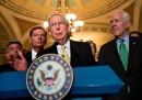 Il Senato degli Stati Uniti ha deciso di iniziare il dibattito sull'abolizione di Obamacare