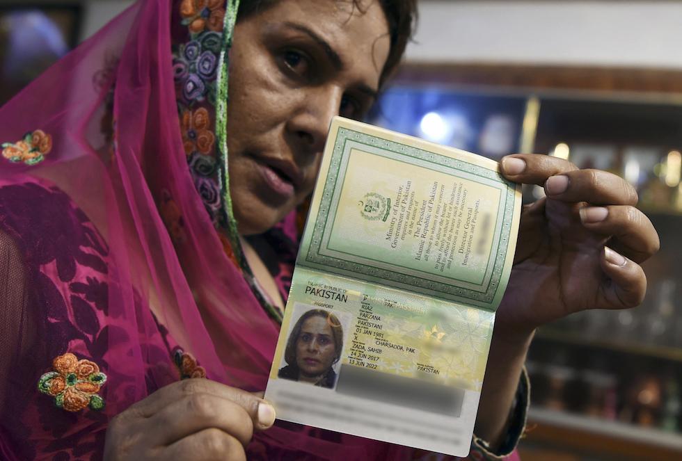 pakistan idenità di genere