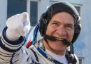 Paolo Nespoli è in orbita