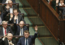 In Polonia il governo continua con le leggi illiberali