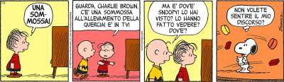 Peanuts 2017 luglio 3