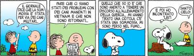 Peanuts 2017 luglio 7