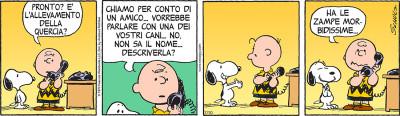 Peanuts 2017 luglio 10