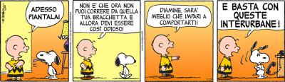 Peanuts 2017 luglio 12