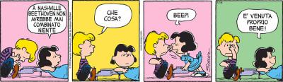 Peanuts 2017 luglio 19