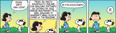 Peanuts 2017 luglio 21