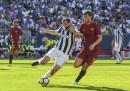 La Juventus ha vinto ai rigori l'amichevole contro la Roma