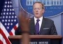Sean Spicer si è dimesso da portavoce della Casa Bianca
