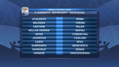 Tutto Il Calendario Serie A.Il Calendario Della Prossima Stagione Di Serie A Il Post