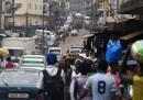 In Sierra Leone è stato proibito correre