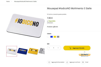 Store M5S