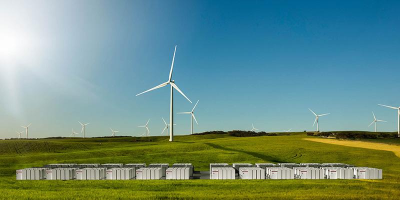 tesla costruir un 39 enorme centrale a batterie in australia il post. Black Bedroom Furniture Sets. Home Design Ideas