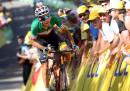 Fabio Aru è la nuova maglia gialla del Tour de France