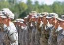 Gli Stati Uniti non avranno più persone transessuali nelle forze armate