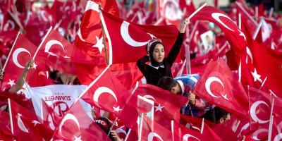 La Turchia ha festeggiato il primo anniversario del colpo di stato fallito