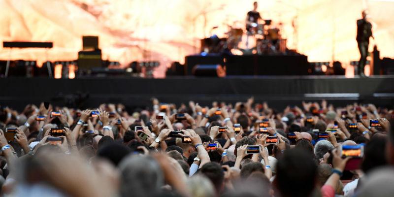 U2 a Roma, un tour buono per riesumare un Nokia 3310
