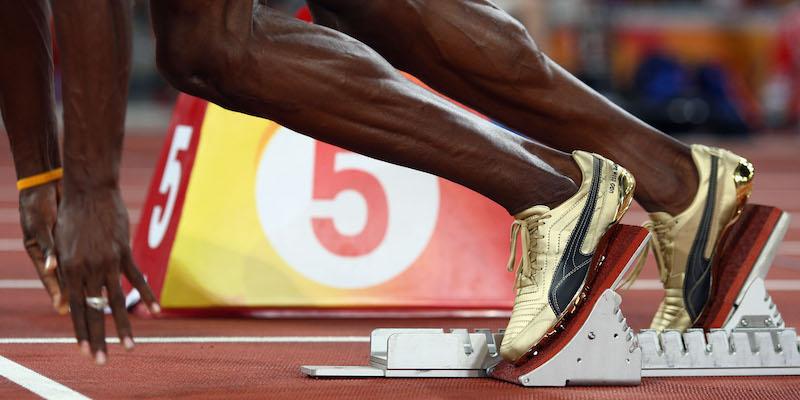 Forse abbiamo capito perché Bolt va così forte