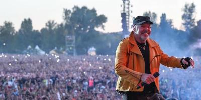 Il concerto di Vasco Rossi a Modena, le foto