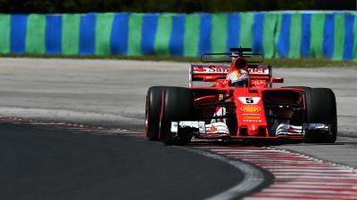 Vettel ha vinto il Gran Premio di Formula 1 d'Ungheria