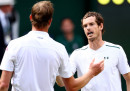 Andy Murray è stato eliminato da Wimbledon
