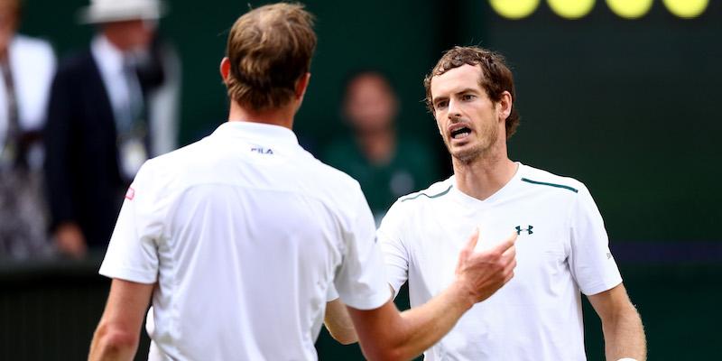 Wimbledon: Federer e Murray ai quarti
