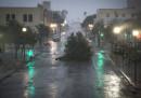L'uragano Harvey è arrivato in Texas