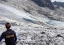 Due alpinisti sono morti mentre scalavano la Presanella