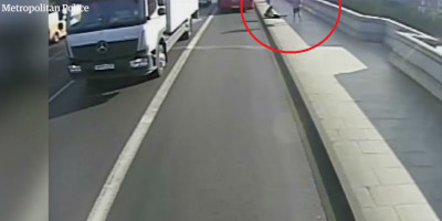 Corridore incidente