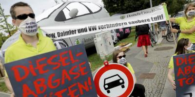 La Germania deve decidere cosa fare con il diesel