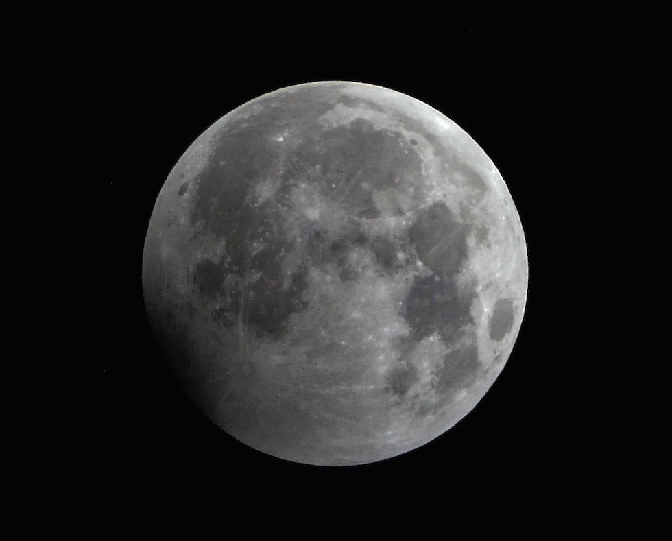 Eclissi Luna
