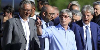 Vasco Errani a settembre lascerà l'incarico di commissario alla ricostruzione per il terremoto in Italia centrale