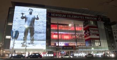 Il museo sul giornalismo americano è di nuovo in difficoltà