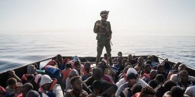 La Guardia costiera libica non esiste