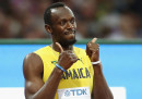Come seguire in tv o streaming la finale dei 100 metri ai Mondiali di atletica, con Usain Bolt