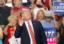 Trump insiste ancora con il muro col Messico